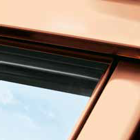 Profilés extérieur en cuivre